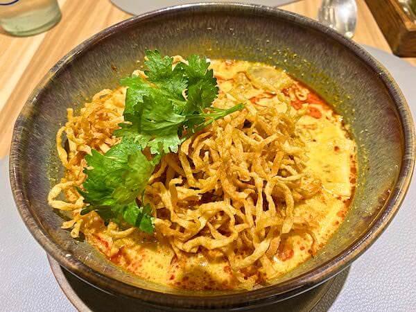 Porwa Restaurant(ポーワーレストラン)のカオソーイ1