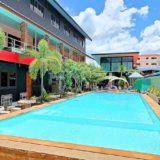 P U イン リゾート(P.U. Inn Resort)のプール