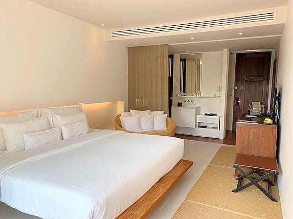 プタラクサ ホアヒン リゾート(Putahracsa Hua Hin Resort)の客室2