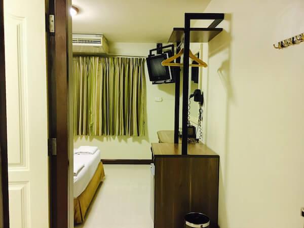 ランブットリー ヴィレッジ ホテル(Rambuttri Village Hotel)の客室1