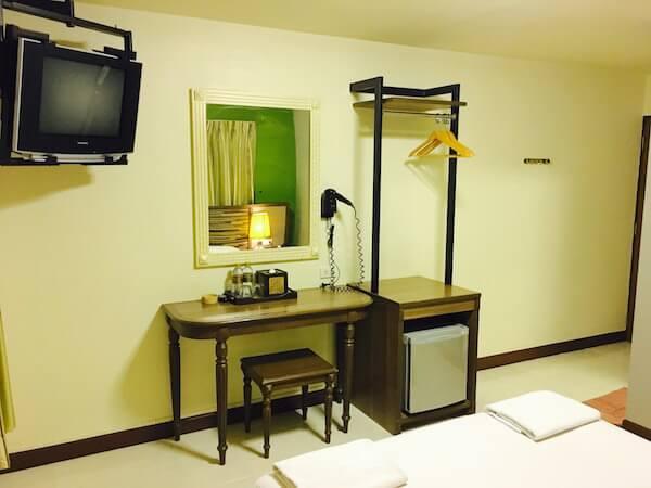 ランブットリー ヴィレッジ ホテル(Rambuttri Village Hotel)の客室3