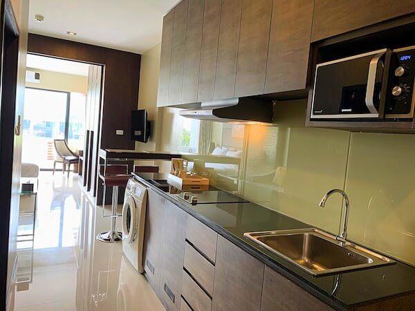ラヨーン シティ ホテル(Rayong City Hotel)の客室1