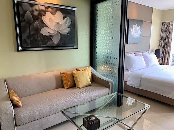 ラヨーン シティ ホテル(Rayong City Hotel)の客室2