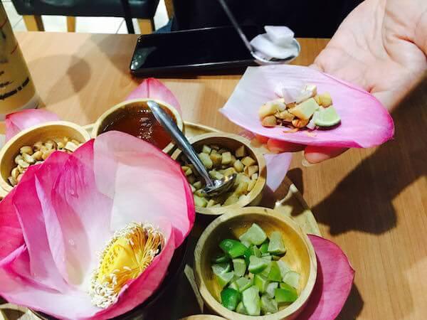 ミヤンカムの食べ方