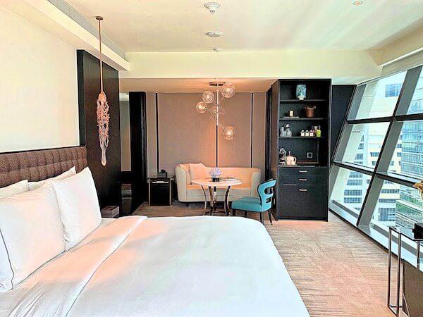 ローズウッド バンコク(Rosewood Bangkok)の客室2