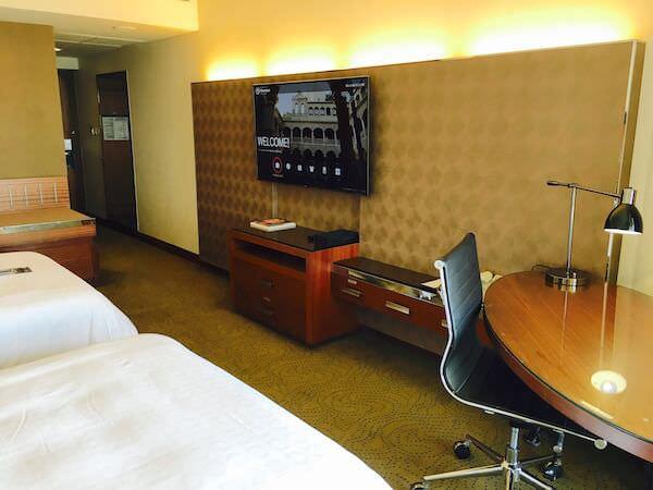 ロイヤル オーキッド シェラトン ホテル & タワーズ(Royal Orchid Sheraton Hotel & Towers)の客室3