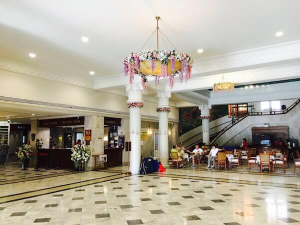 ロイヤル ラッタナコシン ホテル(Royal Rattanakosin Hotel)のレセプションロビー