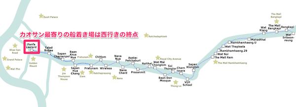 センセープ運河のMAP3
