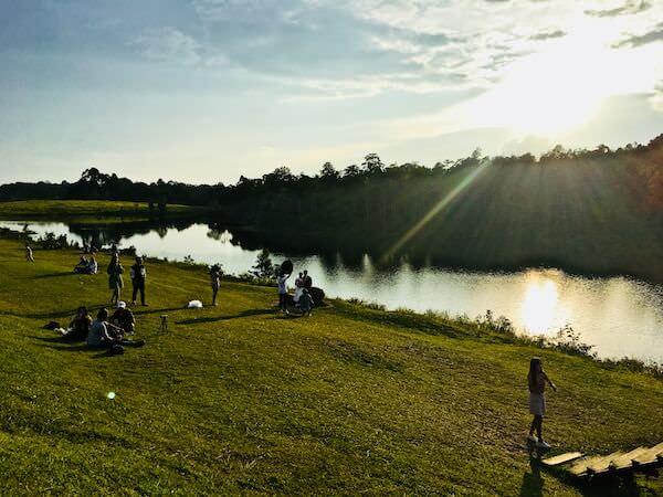 サイソン貯水池(Sai Sorn Reservoir)
