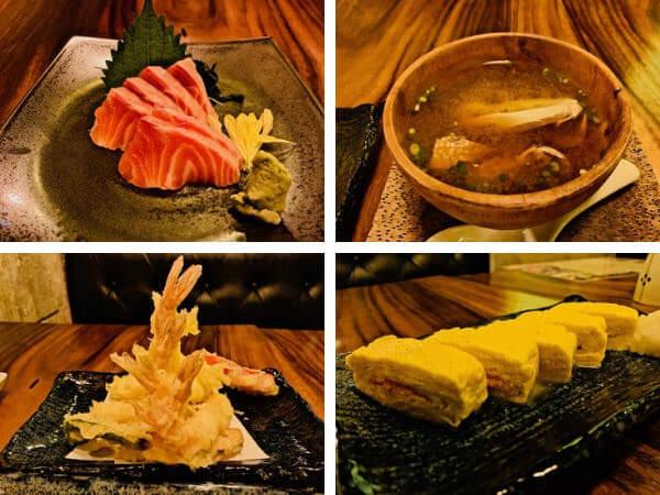 魚ラボ(SaKaNa LaB)の料理