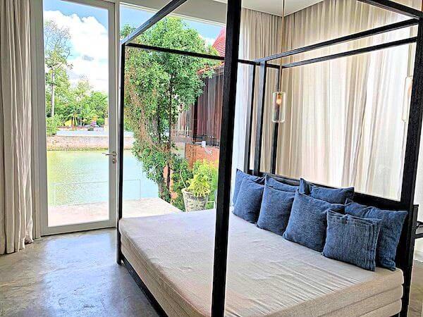 サラ アユタヤ(sala ayutthaya)のリビングルーム2