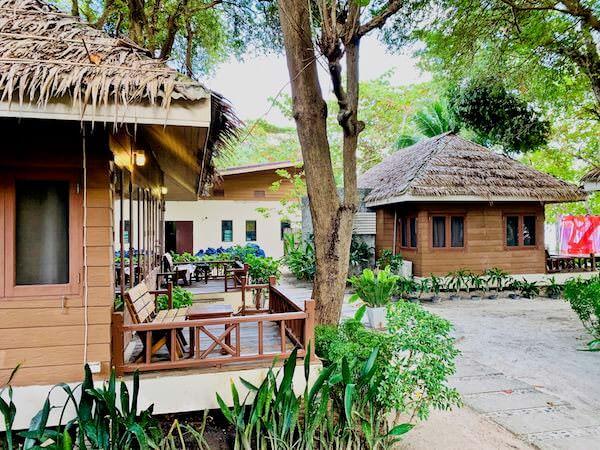 サメット カバナ リゾート (Samed Cabana Resort)の外観
