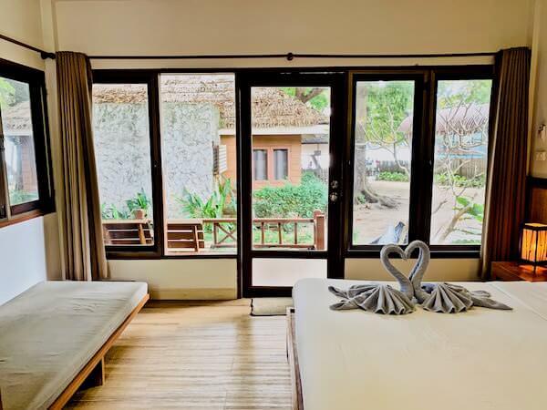 サメット カバナ リゾート (Samed Cabana Resort)の客室1