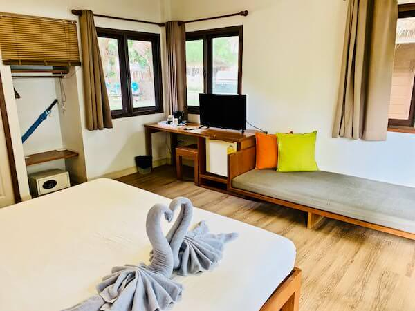 サメット カバナ リゾート (Samed Cabana Resort)の客室2