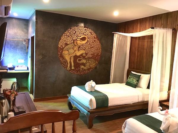サワディースコータイ リゾート (SawasdeeSukhothai Resort)の客室1