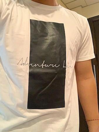ターミナル21のSEIZE mode of tokyoで購入したTシャツ1