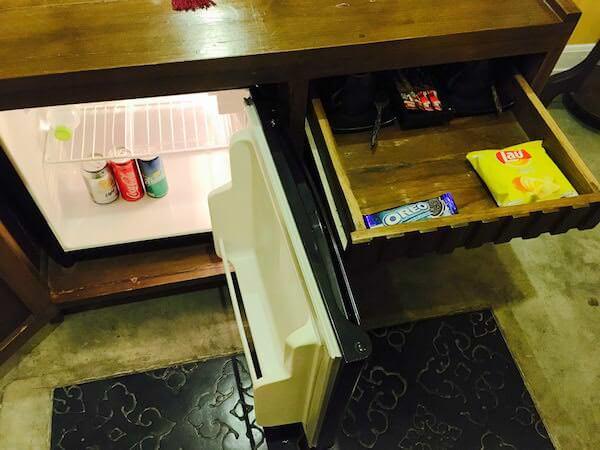 シャンハイ マンション バンコク (Shanghai Mansion Bangkok)の冷蔵庫