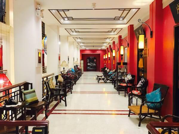 シャンハイ マンション バンコク (Shanghai Mansion Bangkok)の共用ロビー