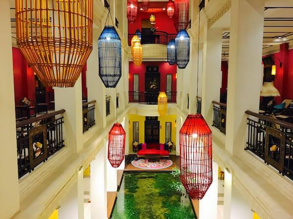 シャンハイ マンション バンコク (Shanghai Mansion Bangkok)の共用部