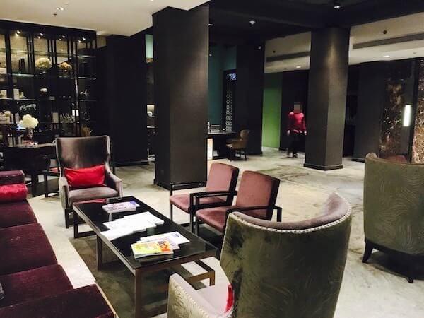 シャンハイ マンション バンコク (Shanghai Mansion Bangkok)のレセプション