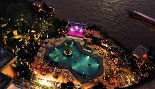シャングリラ ホテル バンコク。ホライゾンクルーズも楽しめるリバーサイドの高級ホテル。