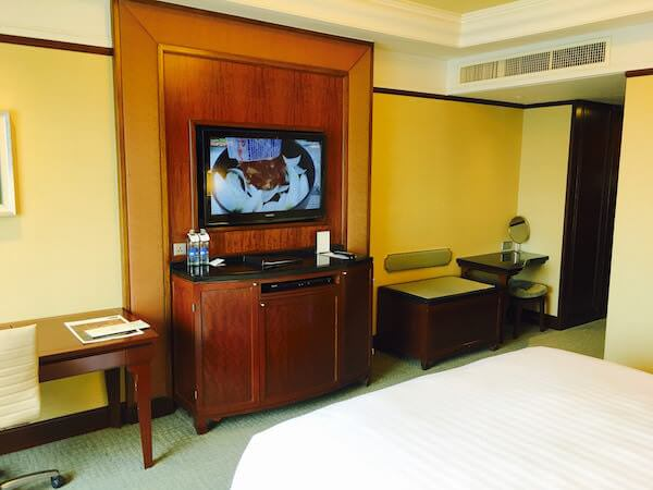 シャングリラ ホテル バンコク (Shangri-La Hotel, Bangkok)の客室2