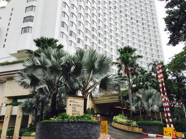 シャングリラ ホテル バンコク (Shangri-La Hotel, Bangkok)の外観