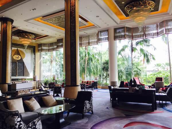シャングリラ ホテル バンコク (Shangri-La Hotel, Bangkok)のロビー4