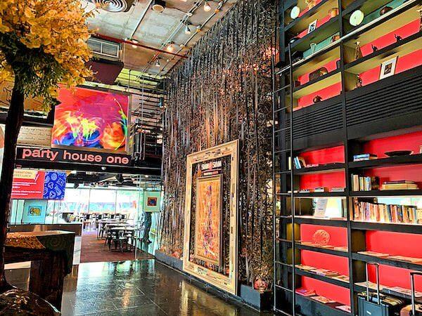 サイアム アット サイアム デザイン ホテル バンコク(Siam @ Siam Design Hotel Bangkok)のレセプションロビー1