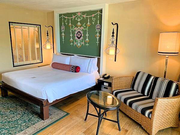 サイアムベイショアリゾートパタヤ(Siam Bayshore Resort Pattaya)のオーシャンビュー客室3