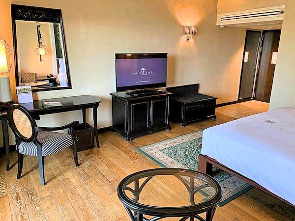 サイアムベイショアリゾートパタヤ(Siam Bayshore Resort Pattaya)のオーシャンビュー客室4