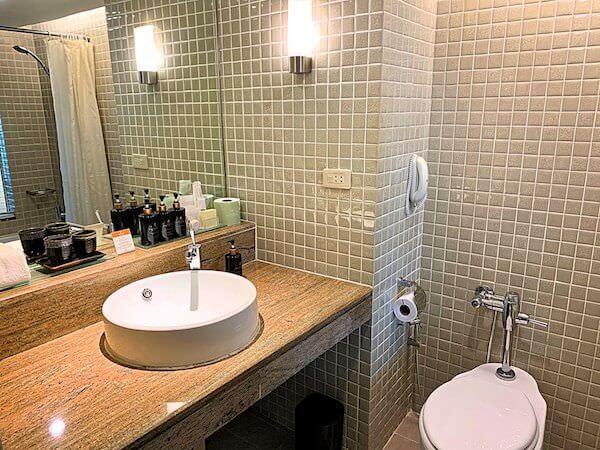 サイアムベイショアリゾートパタヤ(Siam Bayshore Resort Pattaya)の客室バスルーム1