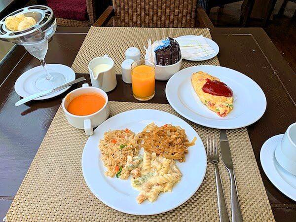 サイアムベイショアリゾートパタヤ(Siam Bayshore Resort Pattaya)の朝食