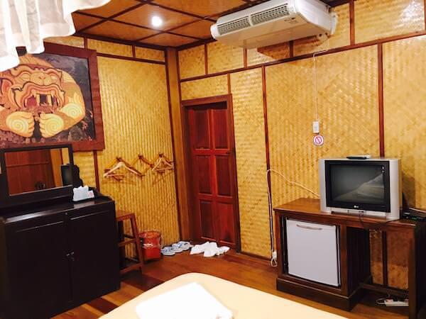 サイアム ヴィラの客室2