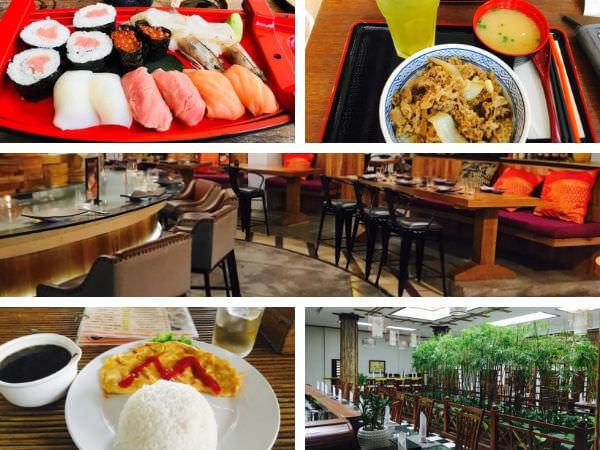 シェムリアップの日本食レストラン5軒