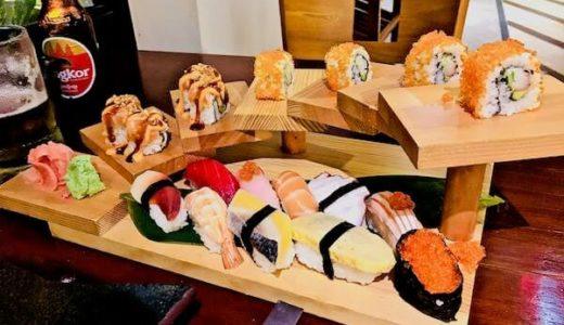 シェムリアップのおすすめ日本食レストラン5軒。カンボジアで食べる本格的な和食。