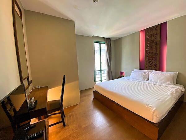 シーロム ワン ホテル(Silom One Hotel)の客室1