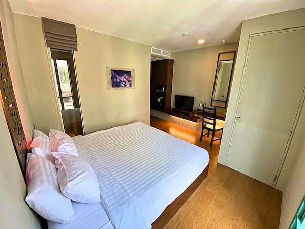 シーロム ワン ホテル(Silom One Hotel)の客室2