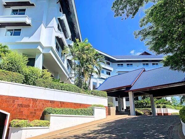 シマタニ ホテル(Sima Thani Hotel)の外観