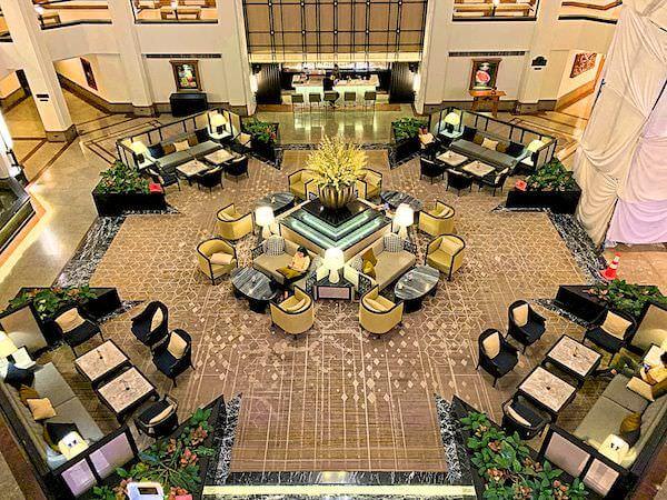 シマタニ ホテル(Sima Thani Hotel)のエントランス
