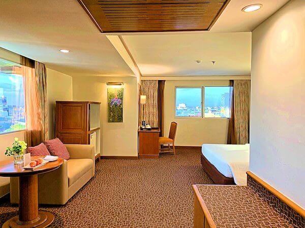 シマタニ ホテル(Sima Thani Hotel)の客室1
