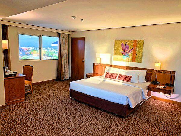 シマタニ ホテル(Sima Thani Hotel)の客室2