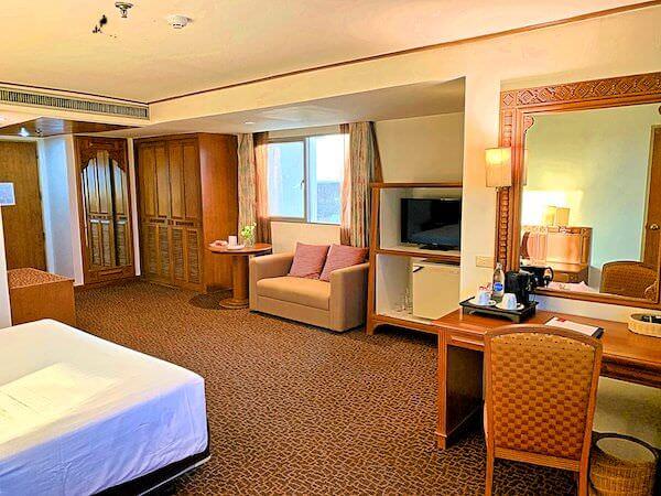 シマタニ ホテル(Sima Thani Hotel)の客室3