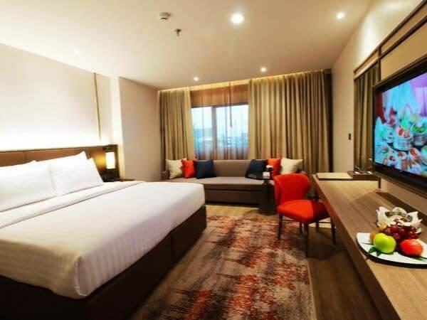 シマタニ ホテル(Sima Thani Hotel)のデラックスルーム