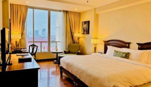 ソフィテル プノンペン プーキートラー ホテル(Sofitel Phnom Penh Phokeethra Hotel)の客室