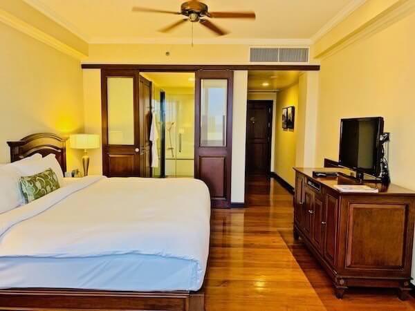 ソフィテル プノンペン プーキートラー ホテル(Sofitel Phnom Penh Phokeethra Hotel)の客室2