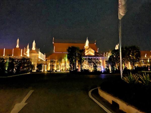 ソカ シェムリアップ リゾート アンド コンベンション センター (Sokha Siem Reap Resort and Convention Center)の外観