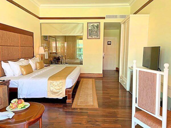 ソカ シェムリアップ リゾート アンド コンベンション センター (Sokha Siem Reap Resort and Convention Center)の客室3