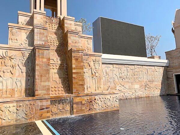 ソカ シェムリアップ リゾート アンド コンベンション センター (Sokha Siem Reap Resort and Convention Center)のプール3