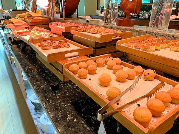 ソカ シェムリアップ リゾート アンド コンベンション センター (Sokha Siem Reap Resort and Convention Center)の朝食ビュッフェ2